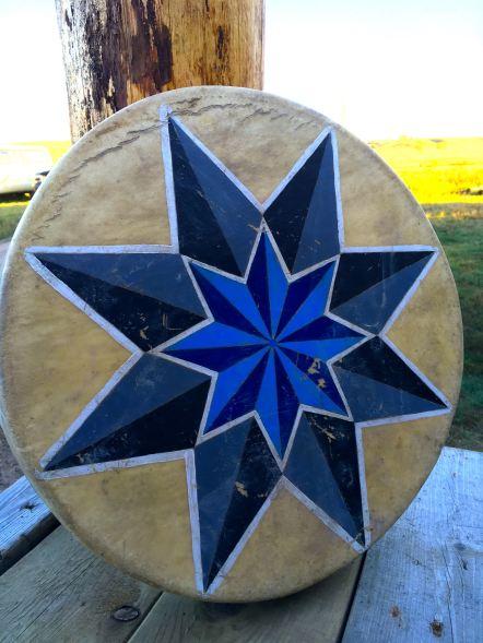 Ivan's drum